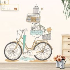 LESIGN - Bike Wall Stickers