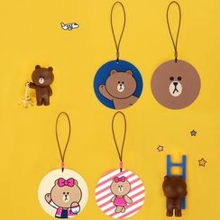 Full House - LINE FRIENDS Luggage Tag