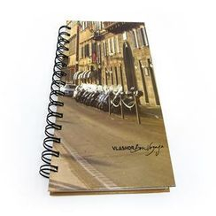 Vlashor - Love In Florence Notebook
