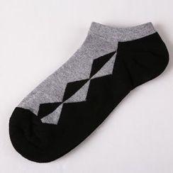 Mannmix - 花紋襪子