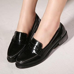 Mancienne - Patent Loafers