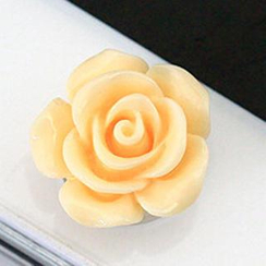 Fit-to-Kill - Rose iPhone Sticker -Yellow