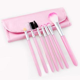 Magic Beauty - Makeup Brush Set (Pink)