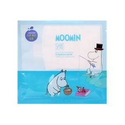 CAREZONE - Moomin Doctor Solution Nordenau Water Ampoule Pop Mask 1pc
