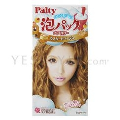 DARIYA 黛莉亚 - Palty Foam Pack Hair Color (Custard Beige)