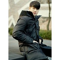 JOGUNSHOP - Hood Duck-Down Padded Coat