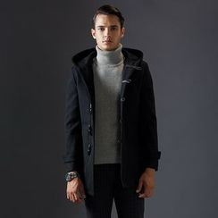 Bingham - Hooded Toggle Coat