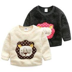Seashells Kids - Kids Fleece Sweatshirt
