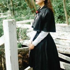 Miss Point - Vintage Jumper Skirt