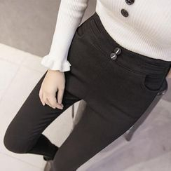 EFO - Fleece-Lined Skinny Pants
