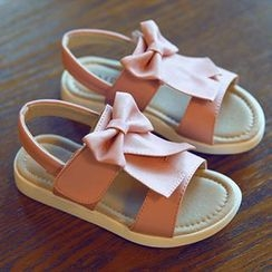 BOOM Kids - Kids Bow Sandals