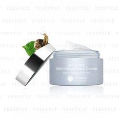 Heynature - All In One Whitening Snail Cream