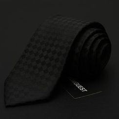 Romguest - Patterned Neck Tie