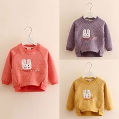 Seashells Kids - Kids Rabbit Pullover