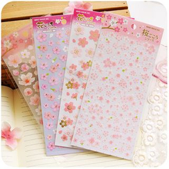 Momoi - Floral DIY Stickers