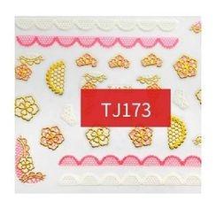 Maychao - Nail Sticker (TJ173)