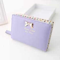 Youshine - Bow-Accent Wallet