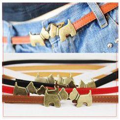 Goldenrod - Dog Skinny Belt