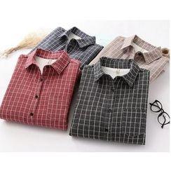 Citree - 格子长袖衬衫