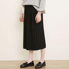 三木社 - 百褶长裙