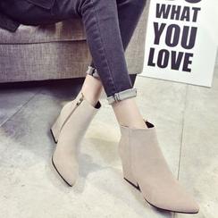 Tina Nini - Chunky Heel Ankle Boots