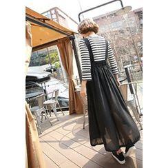Lemite - Maxi Jumper Skirt