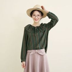 三木社 - 条纹衬衫