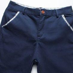 Alvicio - Fleece-Lined Pants