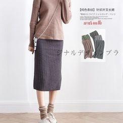 Elinor - 针织中长裙
