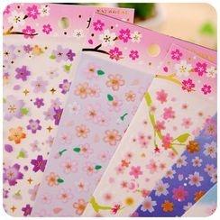 可爱屋 - 樱花贴纸