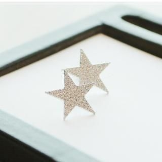vivaruby - Star Stud Earrings