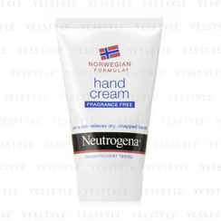 Neutrogena - Norwegian Formula Hand Cream (Fragrance Free)