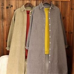 tete - 燈芯絨襯衫