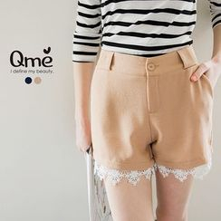 Tokyo Fashion - Lace Trim Shorts