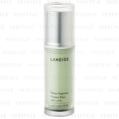 Laneige - Water Supreme Primer Base SPF 15 PA+ (#60 Green)