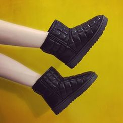 Laceuplux - Padded Snow Boots