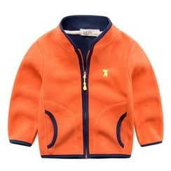 DEARIE - Kids Fleece Zip Jacket