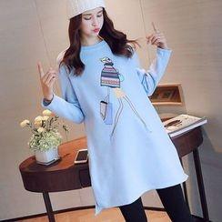 Bera Bera - Fleece-Lined Printed Tunic