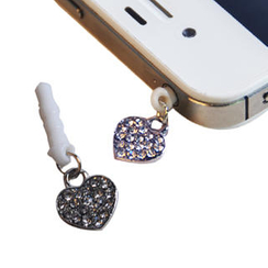 ioishop - Mobile Earphone Plug - Silver