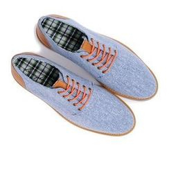 Life 8 - Contrast Patchwork Casual Shoes