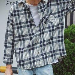Arthur Look - Plaid Loose Fit Shirt