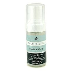 Cosmedicine Healthy Cleanse Foaming Cleanser and Toner In One