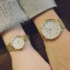 Tacka Watches - Couple Matching Bracelet Watch