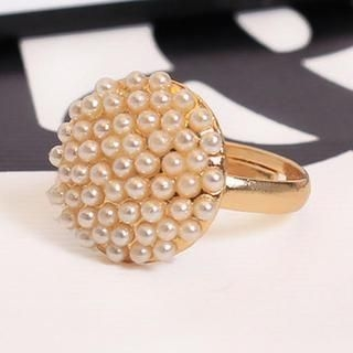 TAIPEI STAR - Beaded Ring