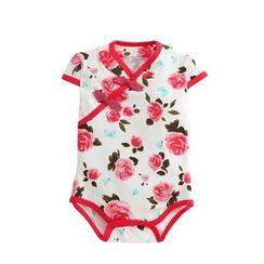 JIMIJIMI - Baby Floral Bodysuit