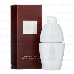 SK-II - Cellumination Liquid Foundation SPF 24 PA++ (#420)