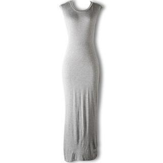 JVL - Cutout-Back Sleeveless Maxi Dress
