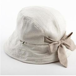 siggi - Bow-Back Bucket Hat