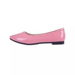 BAYO - 漆皮平跟鞋