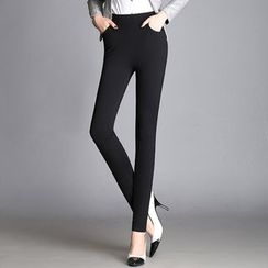 Mija - Plain Skinny Pants